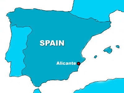 flights to alicante manchester