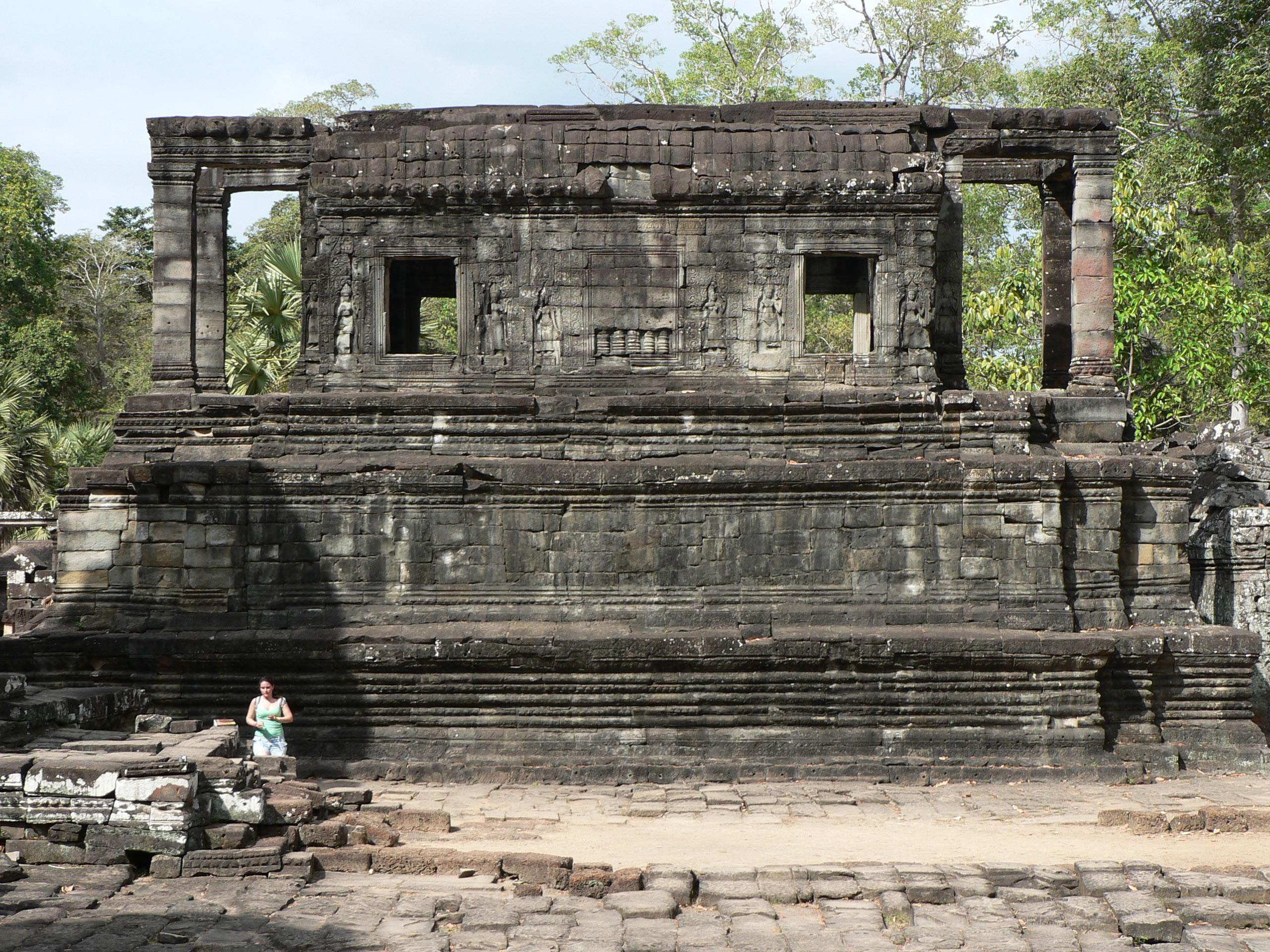 Siem Reap Bayon Temple